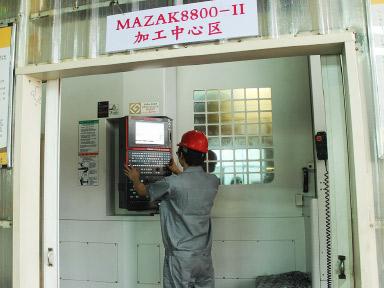 原装进口马扎克数控加工中心