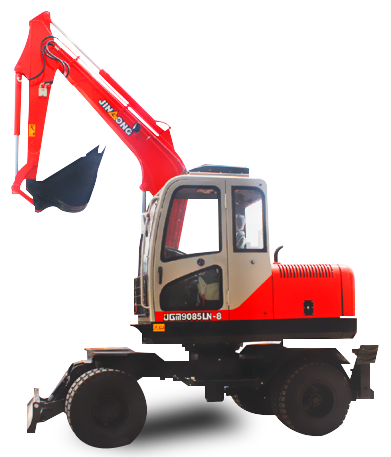 EXCAVATOR MACHINERY