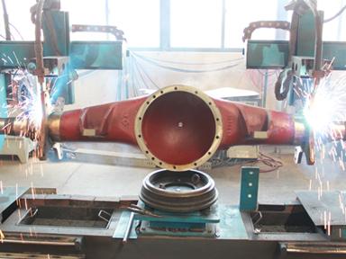 机器人动臂-自动焊接