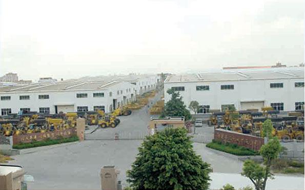 成立福建晋工机械有限公司。