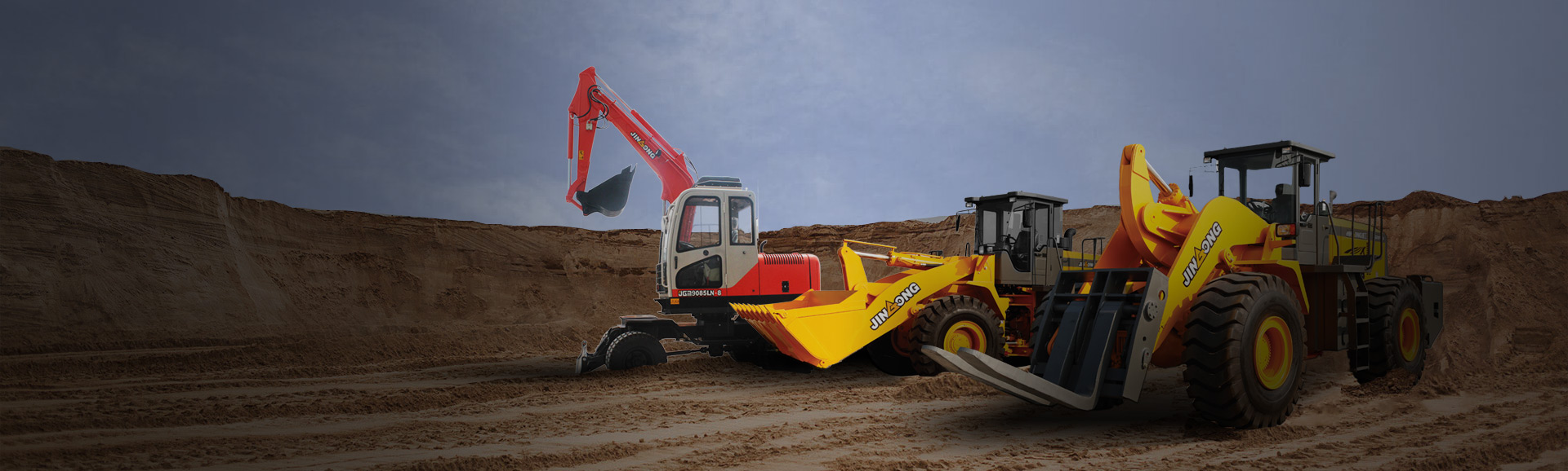 LEADING BRAND IN CHINA CONSTRUCTION MACHINERY INDUSTRY