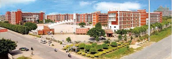 创立子江中学,2004年占地405亩的子江中学竣工使用。